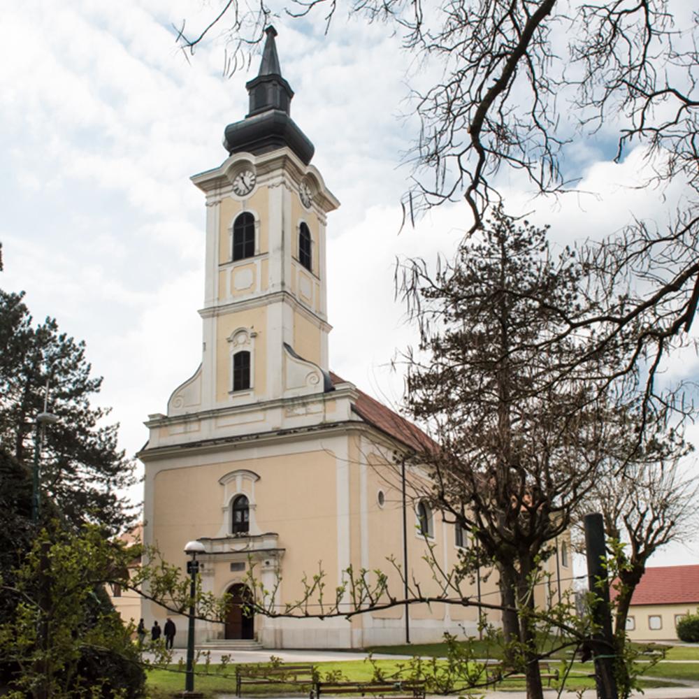 Župna crkva svetog Lovre